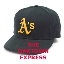The Oaktown Express A's podcast