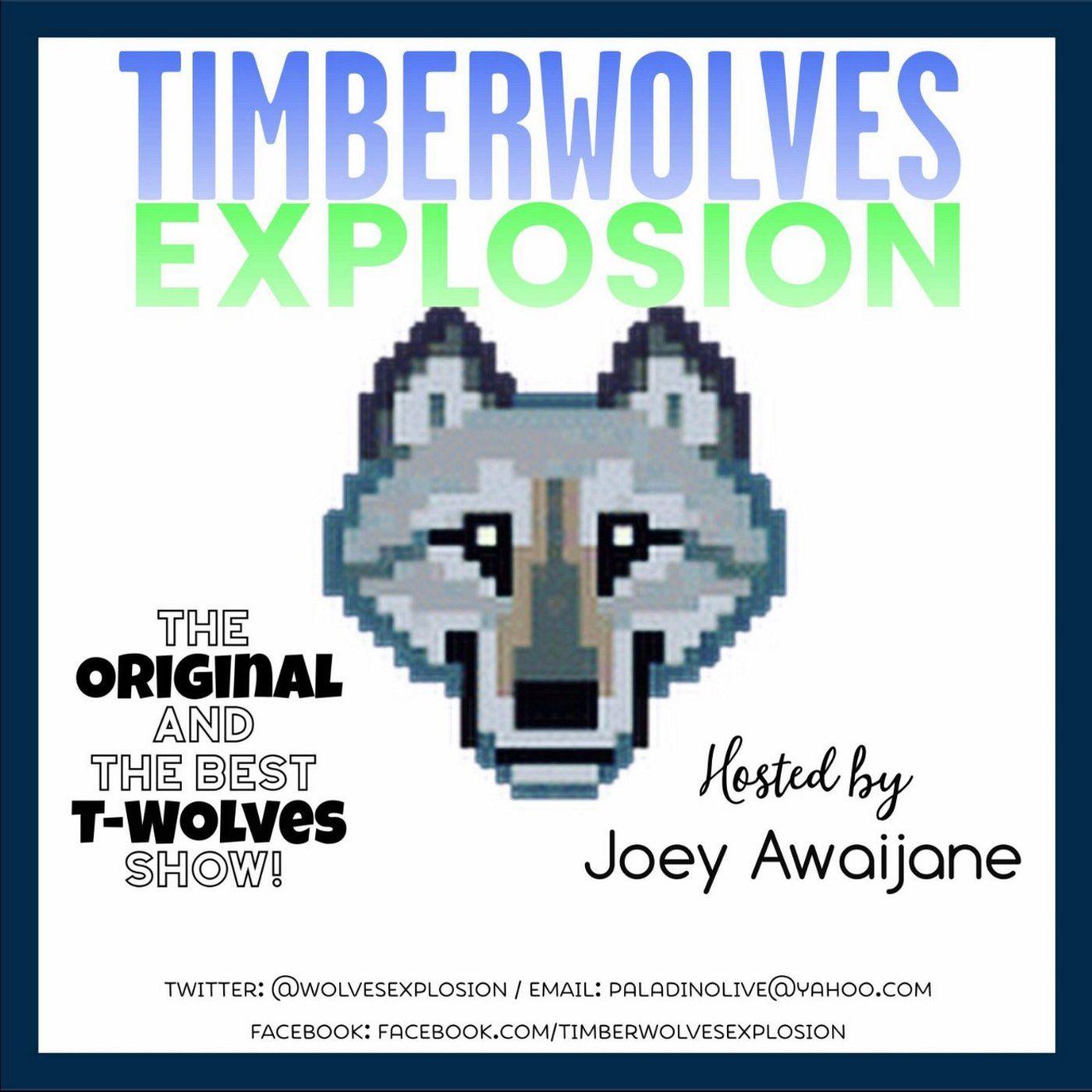 TSS:Timberwolves Explosion