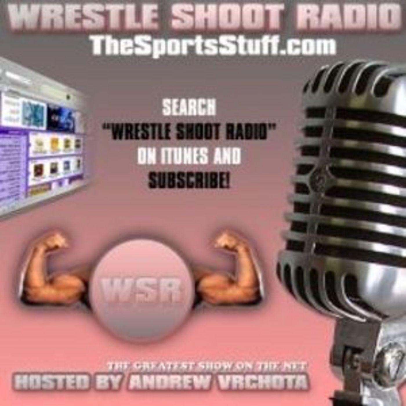 <![CDATA[TSS:Wrestle Shoot Radio]]>