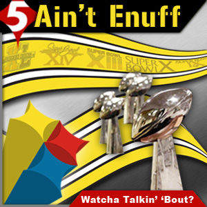 TSS: 5 Ain't Enuff