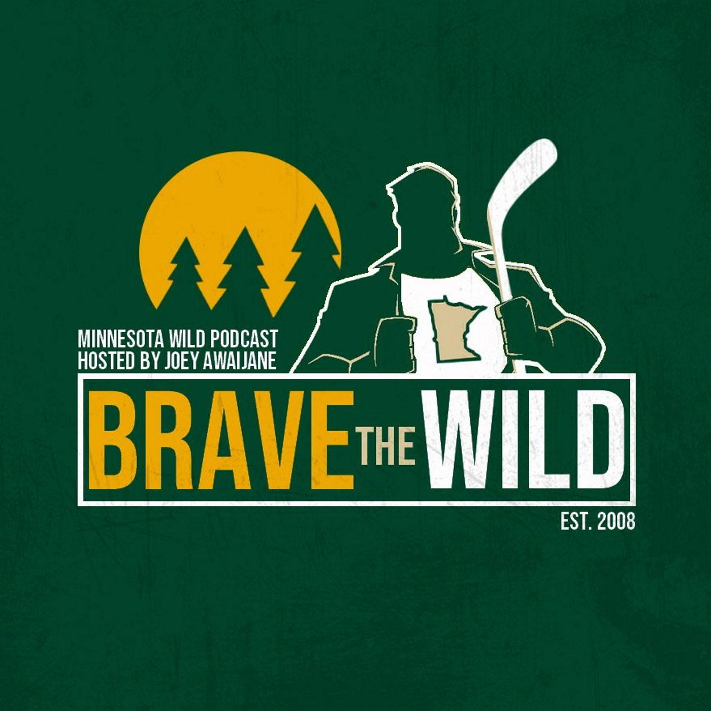 TSS:Brave The Wild -Minnesota Wild Podcast-