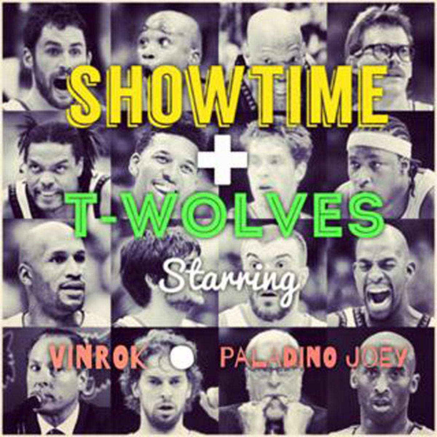 <![CDATA[TSS:Showtime and Timberwolves]]>